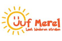 Logo Juf Merel