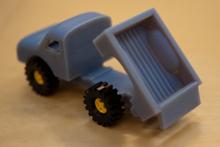 3D Printed pickup truck